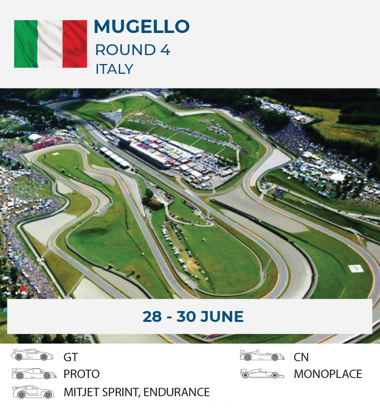 Mugello UC Series