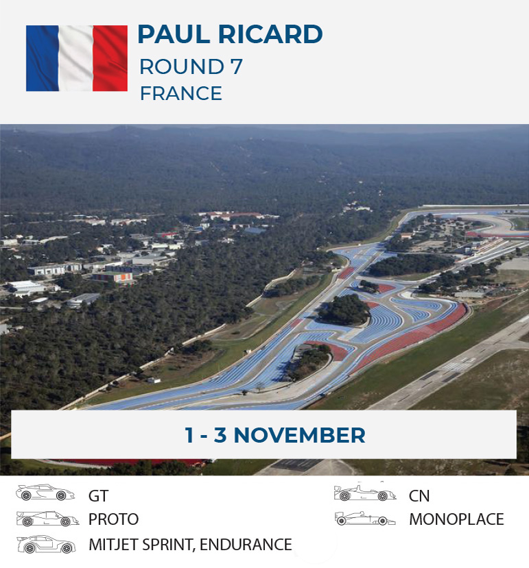 Paul Ricard UC Series