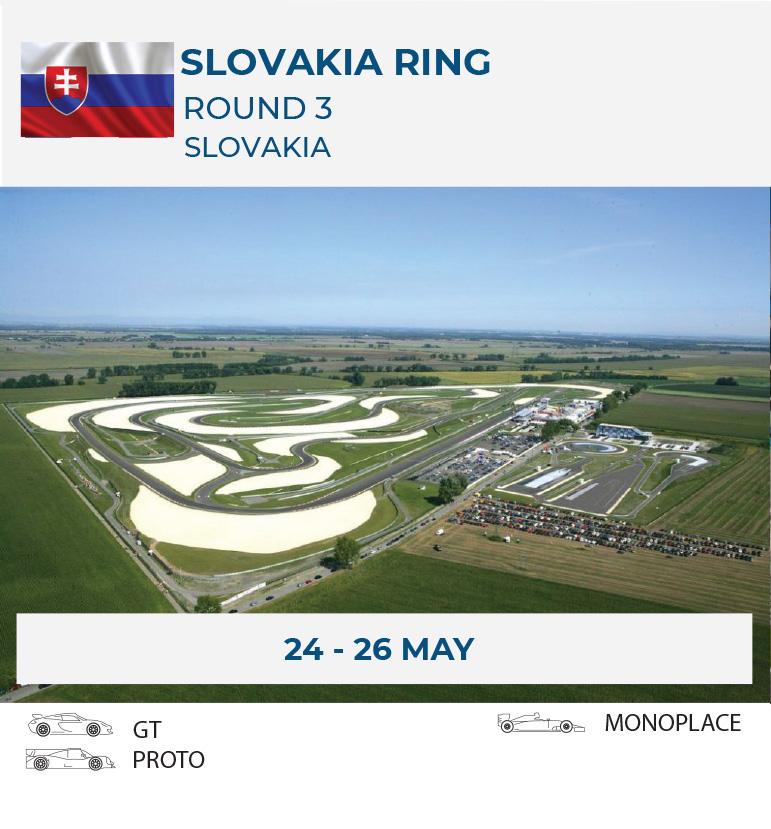 Slovakia ringUC Series