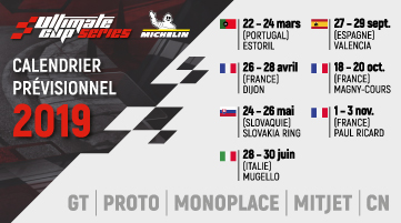 Calendrier Champions Cup 2019.The Ultimate Cup Series Auto Kicks Off The Season At Estoril
