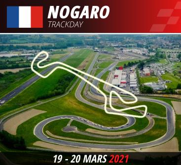 Track day Nogaro