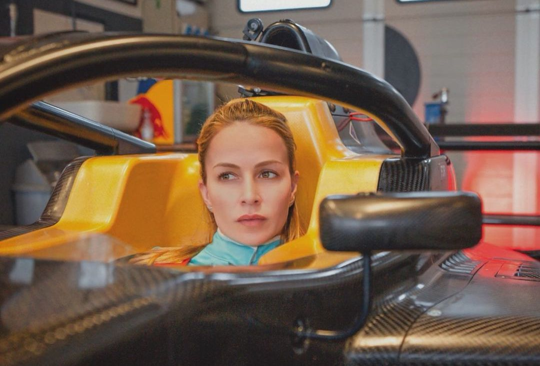 Carmen Jorda to drive a F3R at Magny-Cours