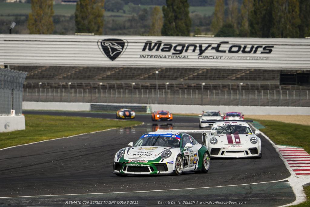 L'Ultimate Cup Series investit le Circuit de Nevers Magny-Cours